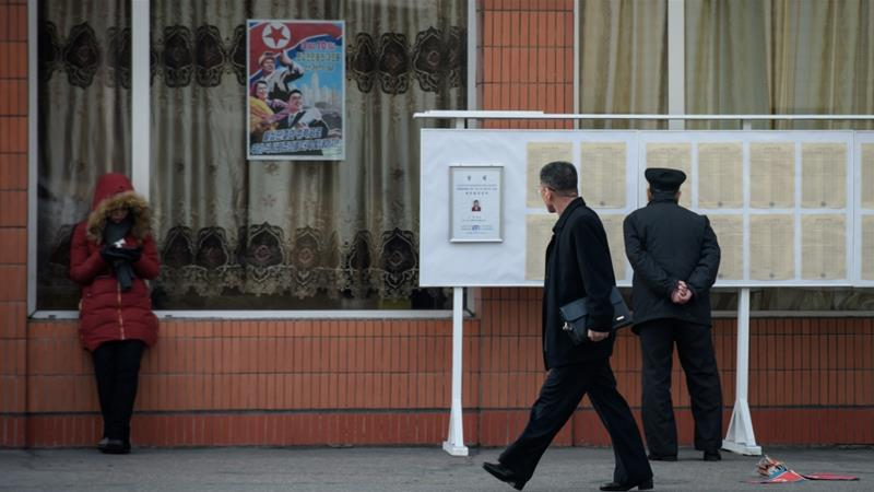 North Korea election sees 99.99 percent turnout