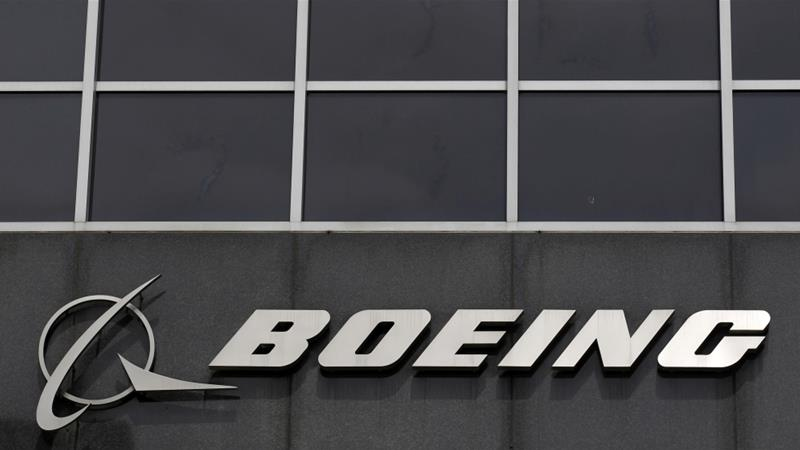 Giant aircraft manufacturer Boeing has described the MAX series as its fastest-selling family of planes [File: Jim Young/Reuters]