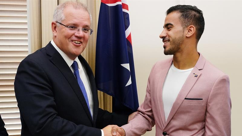 'I'm an Aussie': Footballer Hakeem al-Araibi receives citizenship