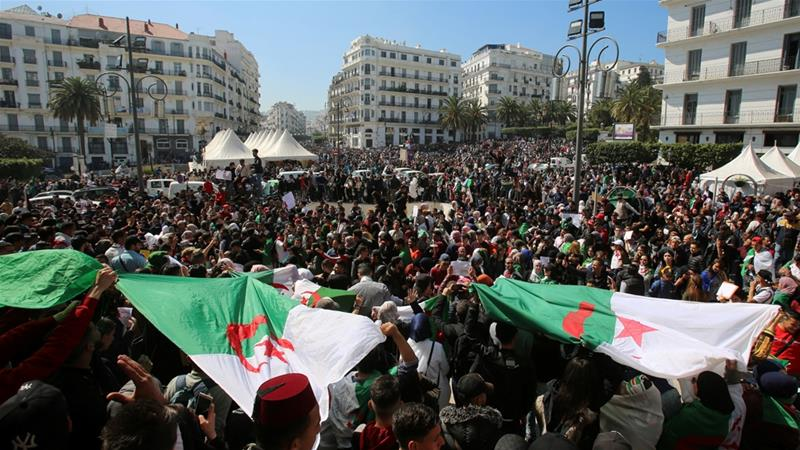 Is this a turning point for Algeria?