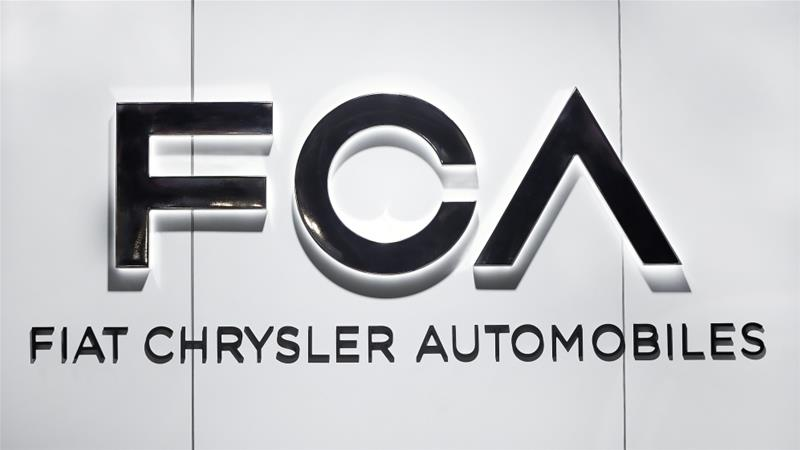 Fiat Chrysler recalling 965,000 US, Canadian vehicles over excess emissions