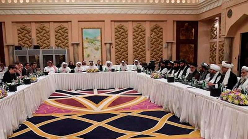 Qatar hosted US-Taliban meetings earlier this year [Qatari Foreign Ministry/Reuters]