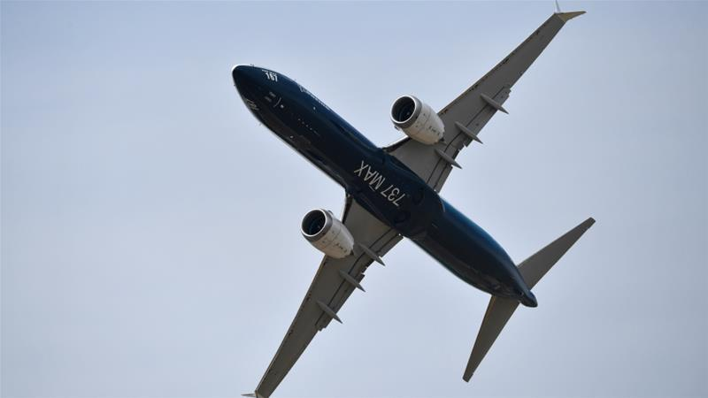 Boeing issues updates software for 737 Max