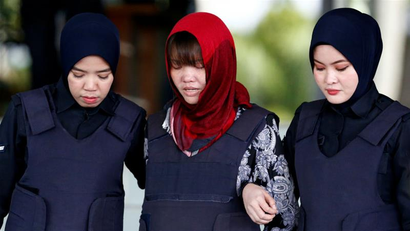 Accused in Kim Jong-nam murder trial undergoes medical check