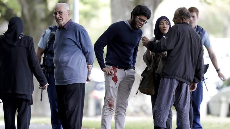 49 dead in New Zealand terror shooting: two mosques attacked
