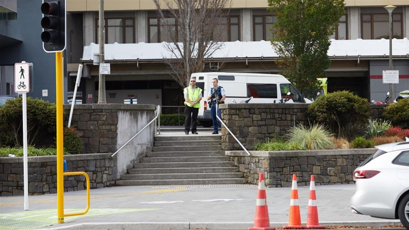 The attacks in the city of Christchurch were carried out when the mosques were crowded during Friday prayers [Anadolu]