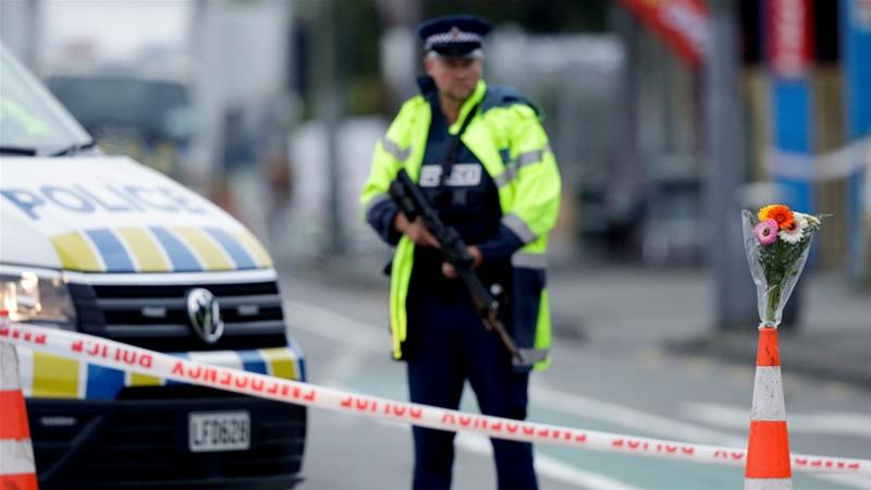 New Zealand terrorist who killed 50 'visited' Britain during 'radicalisation tour'