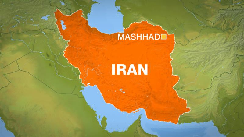 Lawyer: US Navy Veteran Held in Iran Sentenced to 10 Years