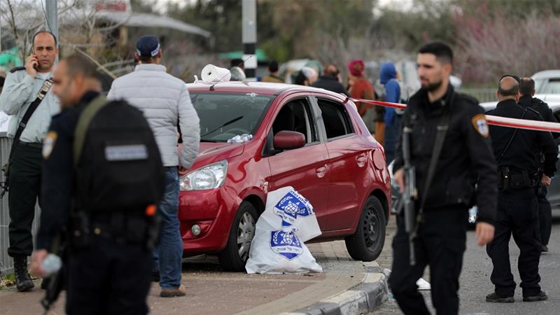 Manhunt on for Perpetrator of Deadly West Bank Terror Attack
