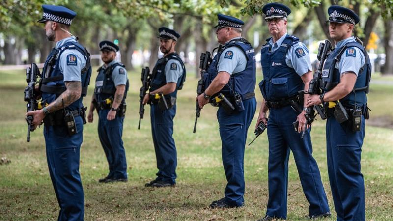 Australia police raid homes linked to New Zealand shooting