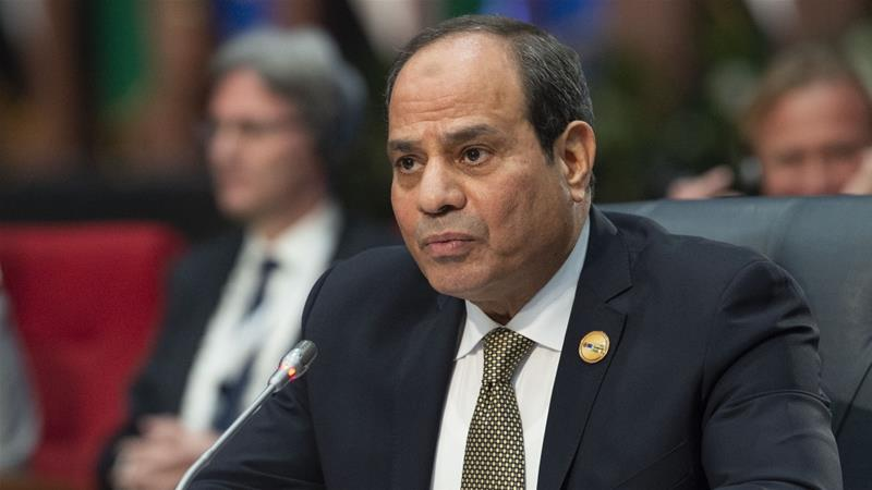 The move is the latest step by the government of President Abdel Fattah el-Sisi to suppress dissent [File: Bandar Algaloud/Anadolu]