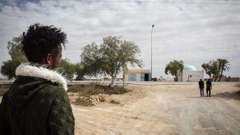 Some of the refugees in Tunisia have been running for years, seeking safety and stability [Sara Creta/Al Jazeera]