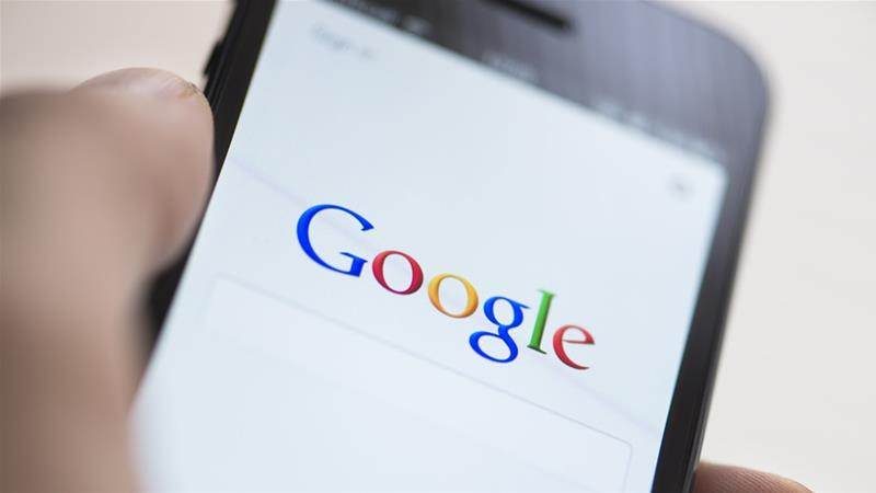 Google hit with £1.28bn fine by European Union for 'illegal' advertising practices