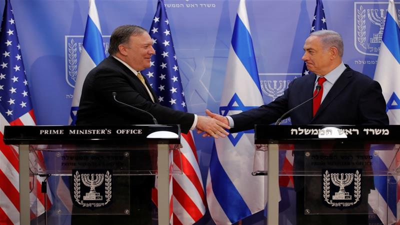 Pompeo boosts Israel's Netanyahu before election | Israel News ...