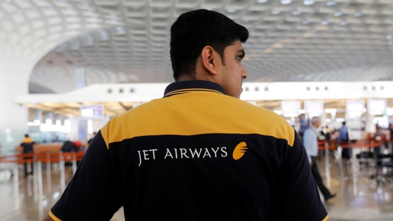 Jet Airways crisis: More planes grounded, pilots threaten strike