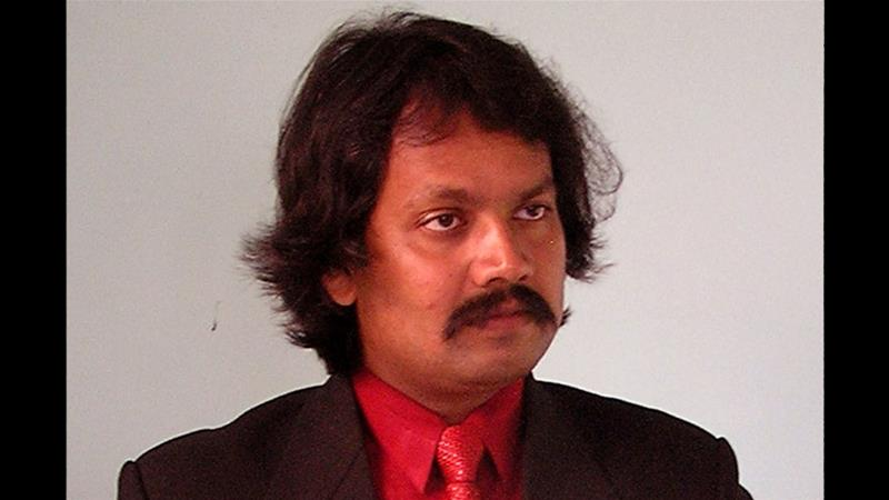 Raut has announced the formation of his own political party - the Janamat Party (Referendum Party) - [CK Raut/Al Jazeera]