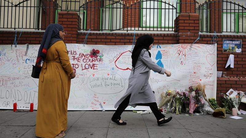While the UK government has ramped up security at mosques across the country, Muslims say more needs to be done [File: Marko Djurica/Reuters]