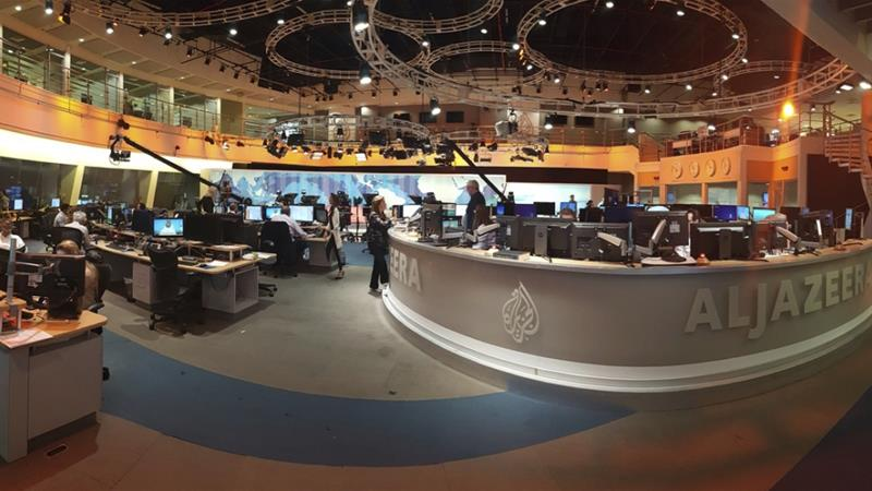 Al Jazeera said Egyptian authorities have continuously targeted the network's journalists and correspondents since 2013 [File: Malak Harb/AP]