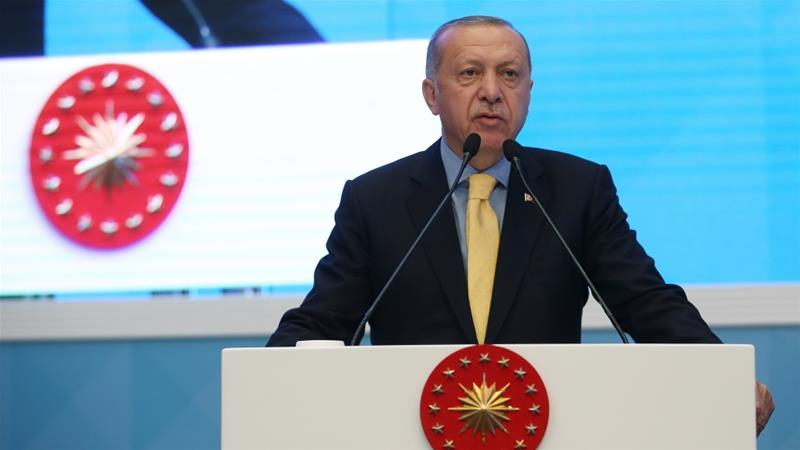 Turkish President uses Christchurch massacre footage again
