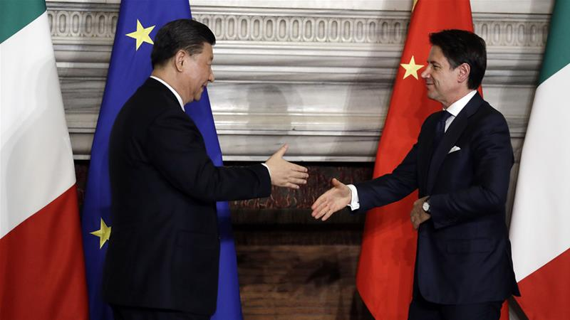 Italy's Belt and Road Deal Sparks EU Concerns Over Future Relationship