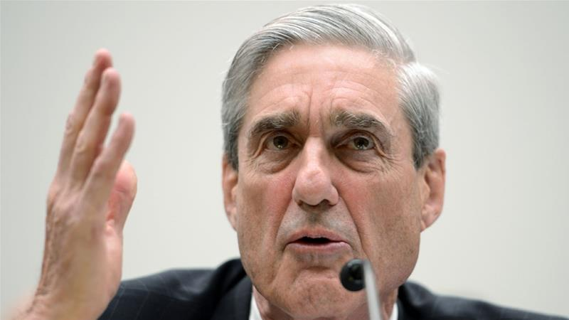 Special Counsel Robert Mueller has delivered his report to Attorney General William Barr [File: Shawn Thew/EPA]