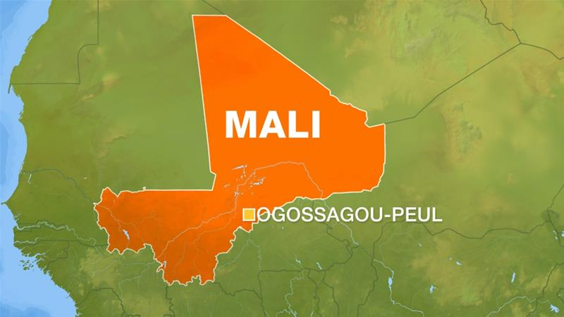 Mali's army chief sacked after 134 killed