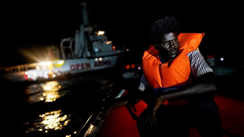 Ship taken back from migrants arrives in Malta
