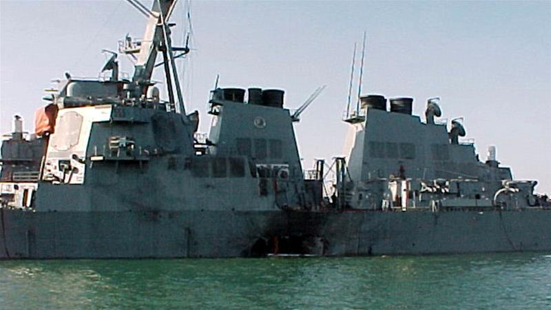 US Supreme Court rules against USS Cole sailors over $315m Sudan lawsuit
