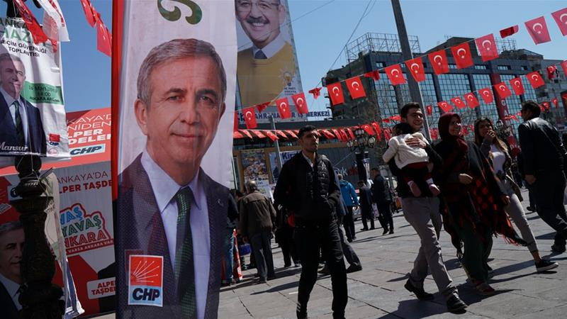 Turkey elections: Thousands of observers to oversee local vote