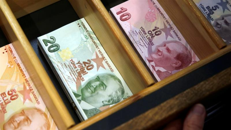 Last year the lira lost nearly 30 percent of its value