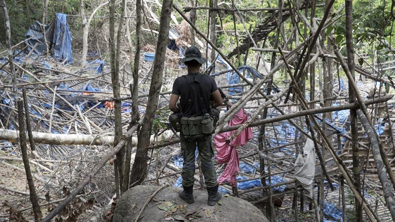 Groups urge Malaysia ensure accountability for 2015 mass graves