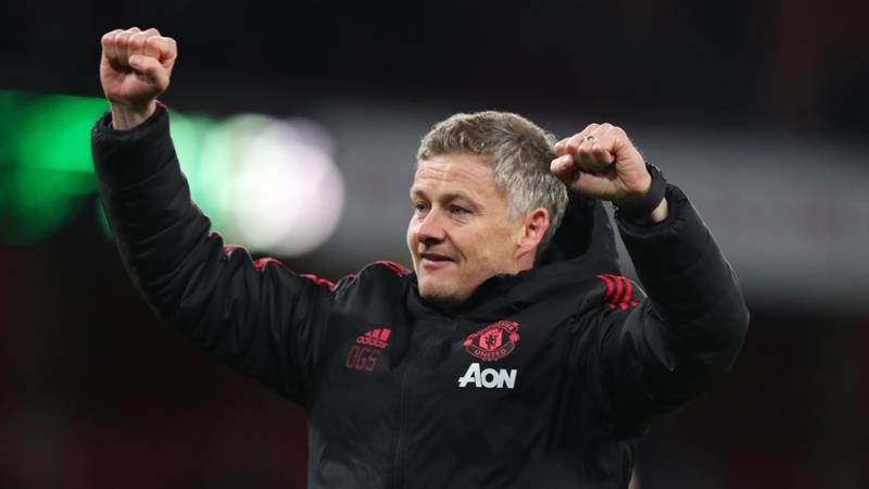 "Ole Gunnar Solskjaer: ""This is the job that I always dreamed of doing."" [File:  Catherine Ivill/Getty Images]"