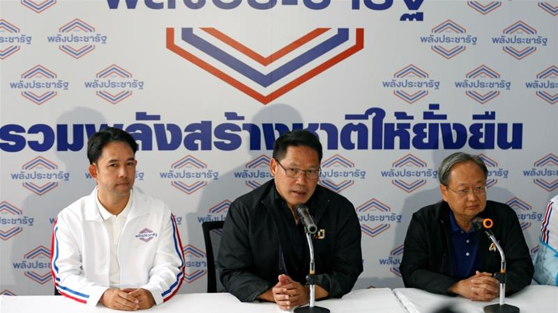 Thai electoral body says pro-military party won popular vote