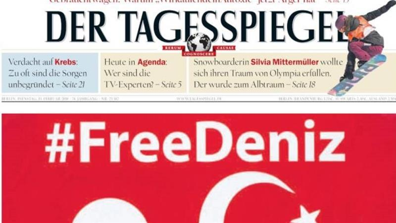 Thomas Seibert, a Tagesspiegel reporter, is among the journalists whose accreditation was not renewed [Tagesspiegel]