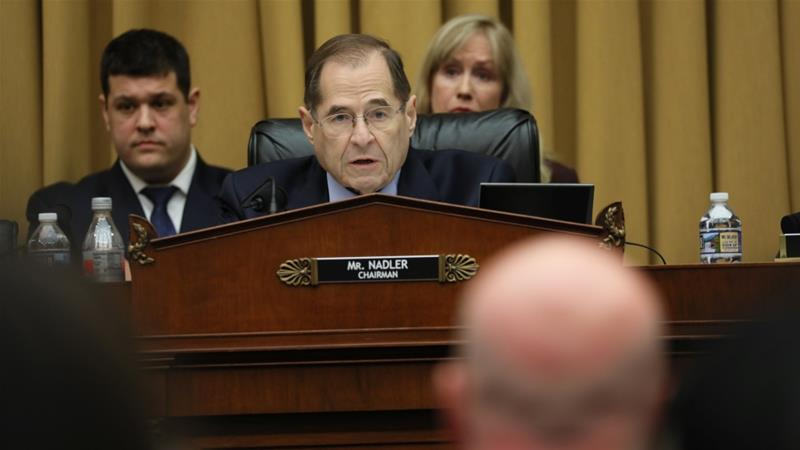 Congressional panel launches sweeping probe into Trump