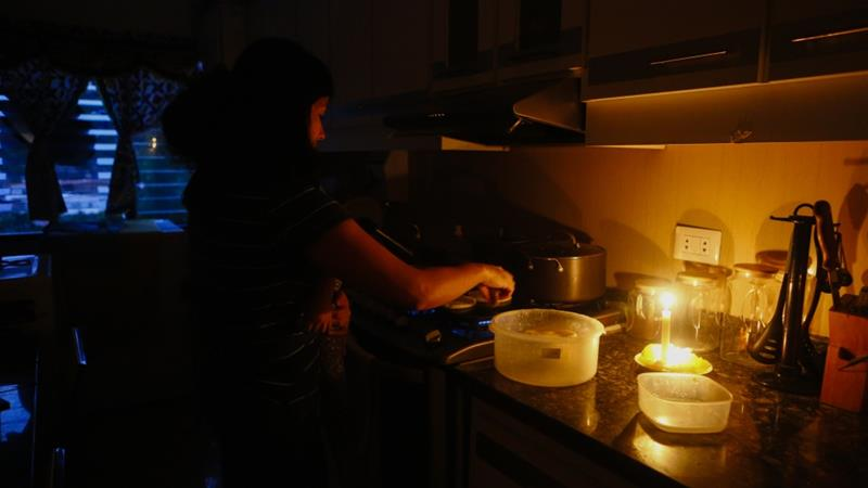 New round of power cuts hits major cities in Venezuela
