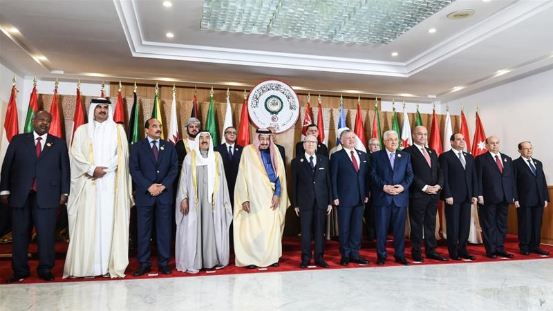 Officials speaking ahead of the meeting said it was unlikely Syria would be welcomed back into the Arab League anytime soon [Fethi Belaid/AFP]