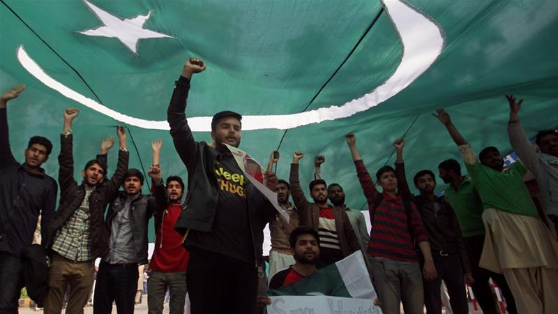 In Pakistan-administered Kashmir, a shrinking pro-freedom space