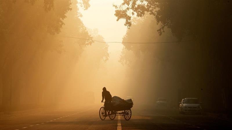 India has the world's worst air pollution: report   News   Al Jazeera