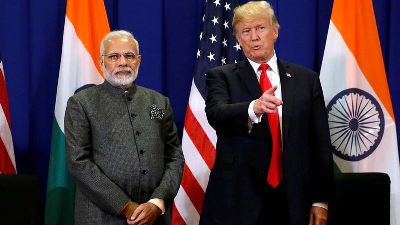 US to end preferential trade status for India, Turkey