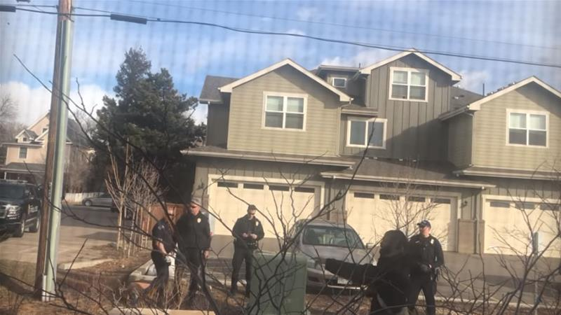 Boulder, CO: Cop Filmed Drawing Pistol on Black Man Cleaning His Yard