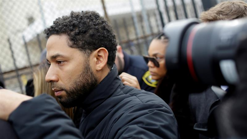 US actor Jussie Smollett indicted on 16 counts for assault claim