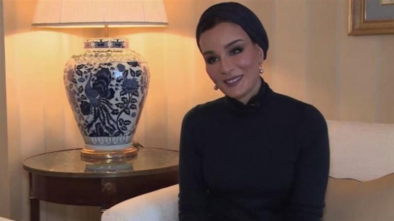 How Silatech empowers MENA youth: HH Sheikha Moza bint Nasser