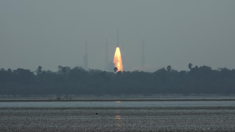 ISRO launches EMISAT defence satellite and 28 other satellites from Sriharikota