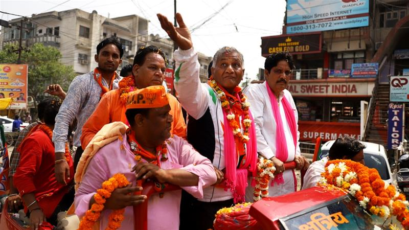 India elections: For the BJP, it's all about national