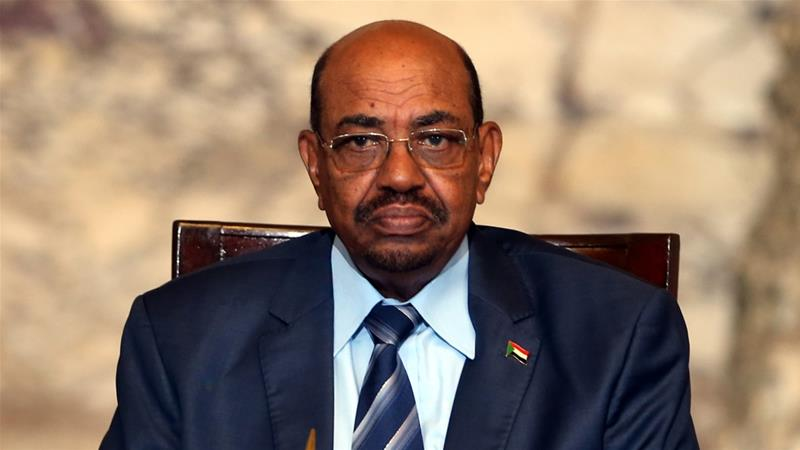 Omar al-Bashir took power in a 1989 coup and is wanted by the International Criminal Court for alleged war crimes in Sudan's western region of Darfur [File: Khaled Elfiqi/EPA]