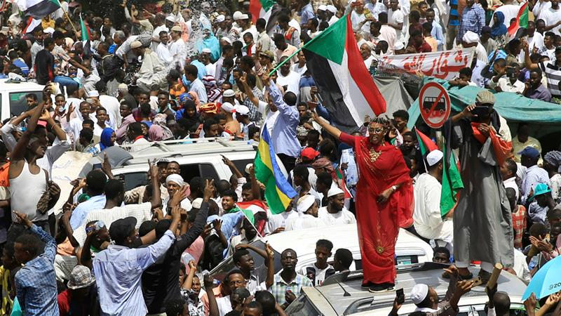 Sudan opposition submits list of demands to military