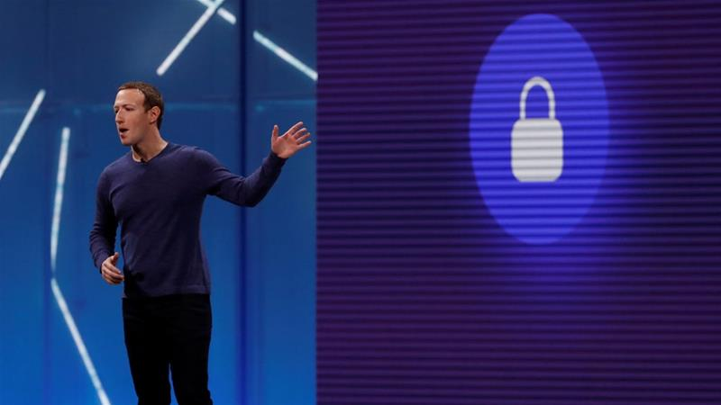 Facebook spends more than $22m on CEO Zuckerberg's safety