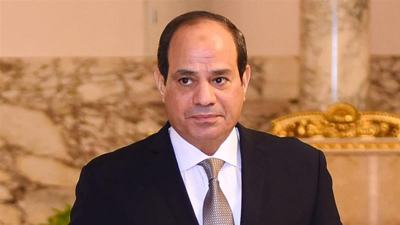 Sisi has presided over an unprecedented crackdown on dissent since the 2013 coup d'etat