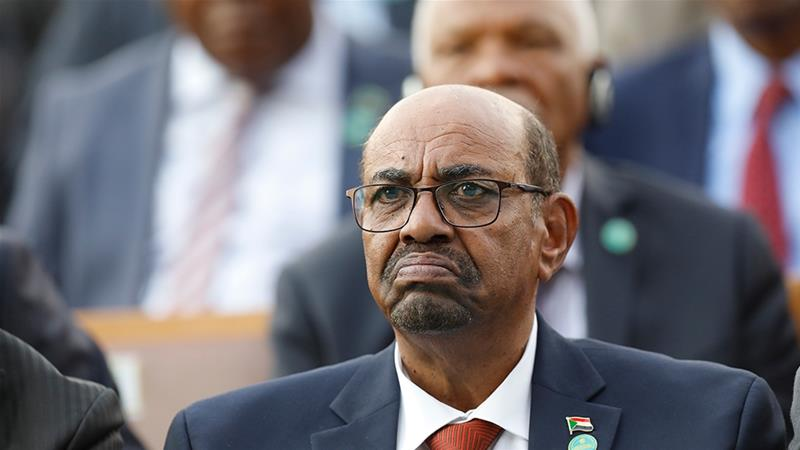 Sudan's Bashir charged on corruption in first public appearance since removal